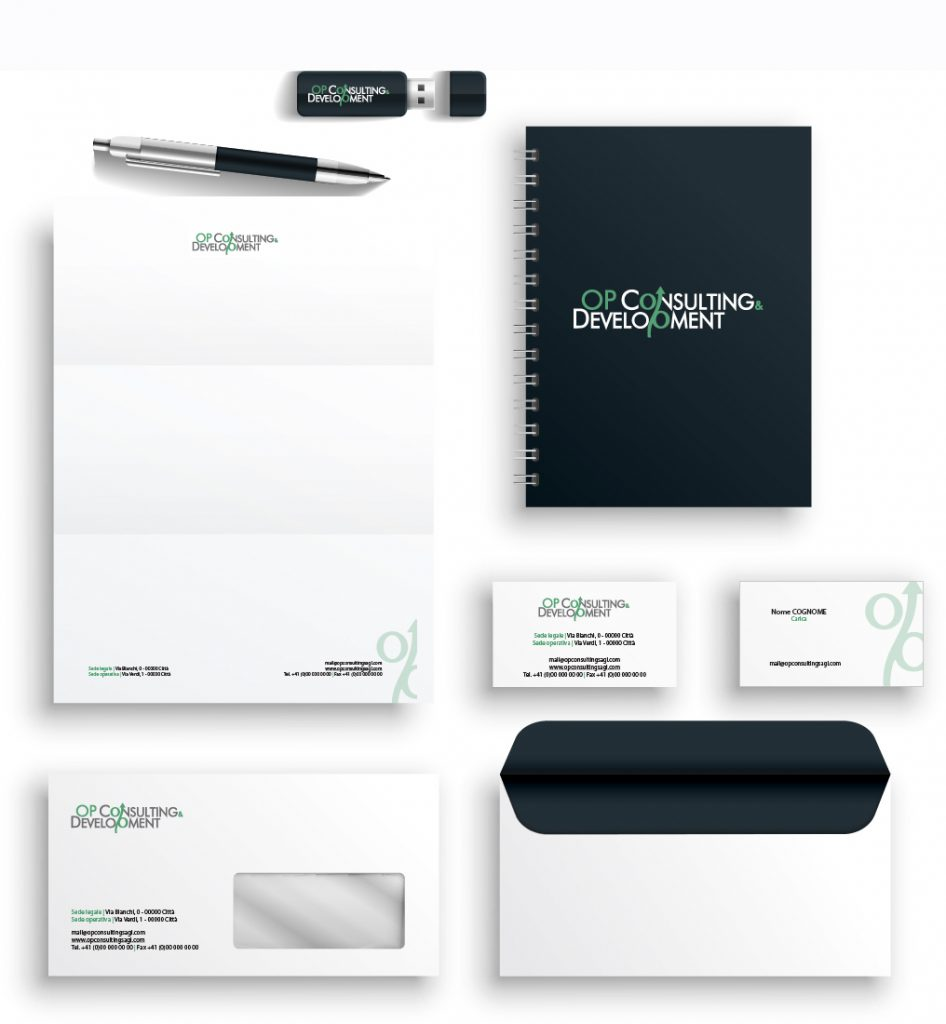 OP Consulting :: Brand Identity