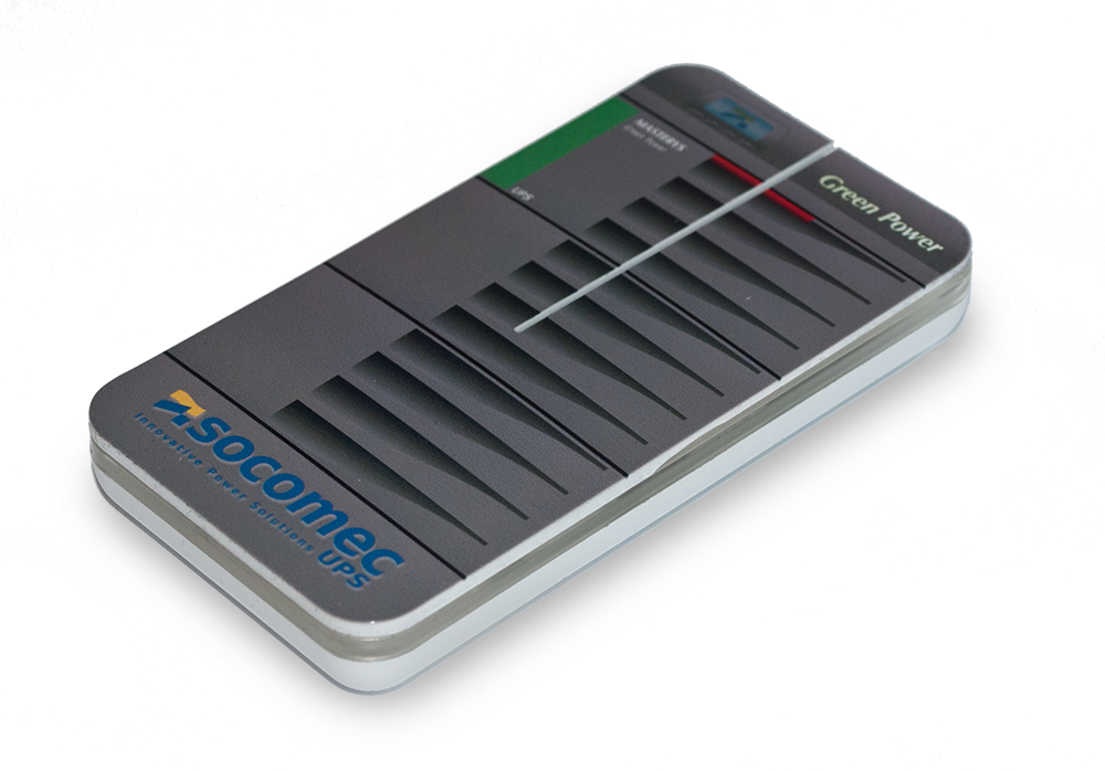 Socomec Sicon :: Gadget personalizzati